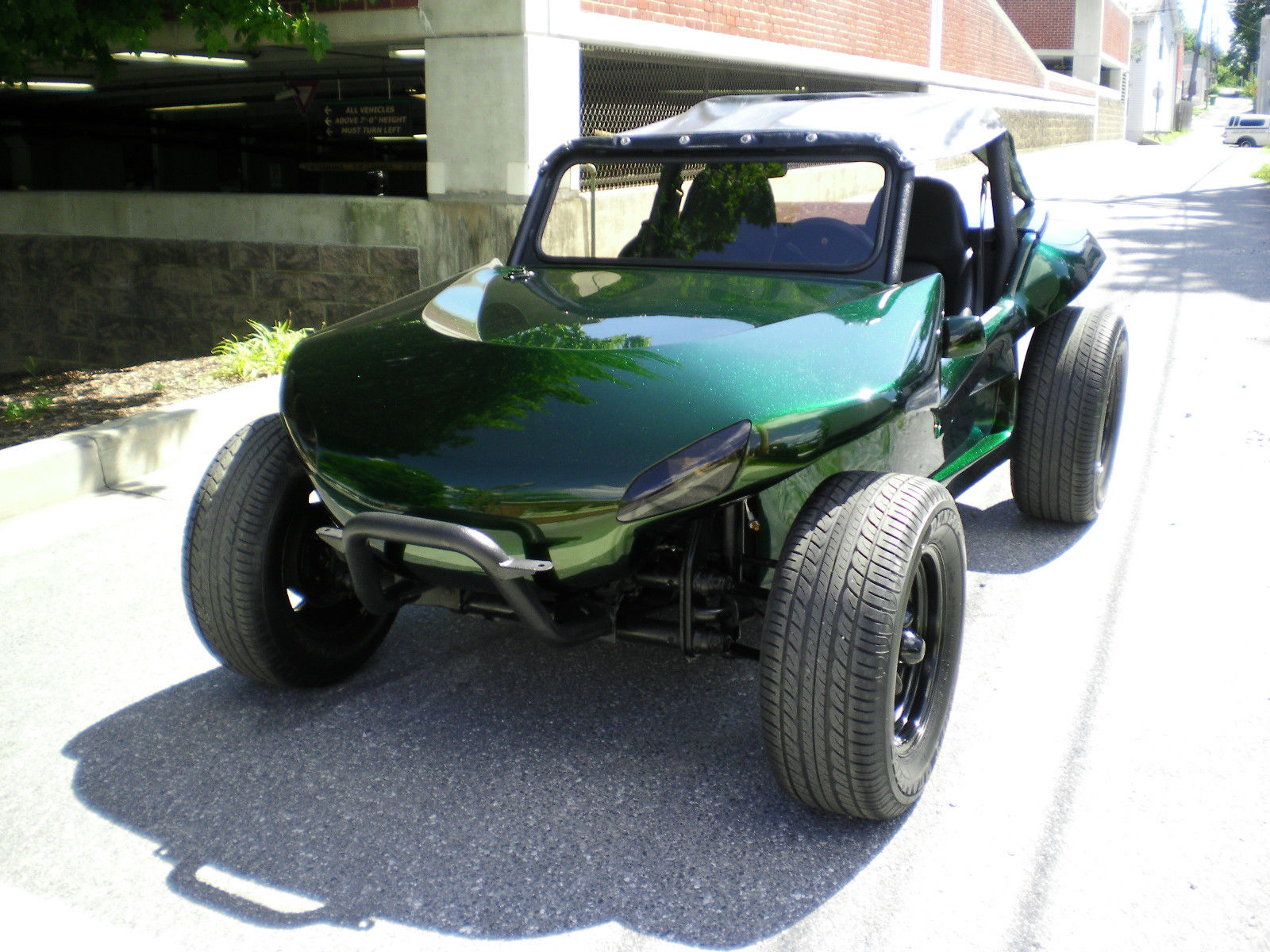 daily turismo the hulk 2004 volkswagen dune buggy. Black Bedroom Furniture Sets. Home Design Ideas