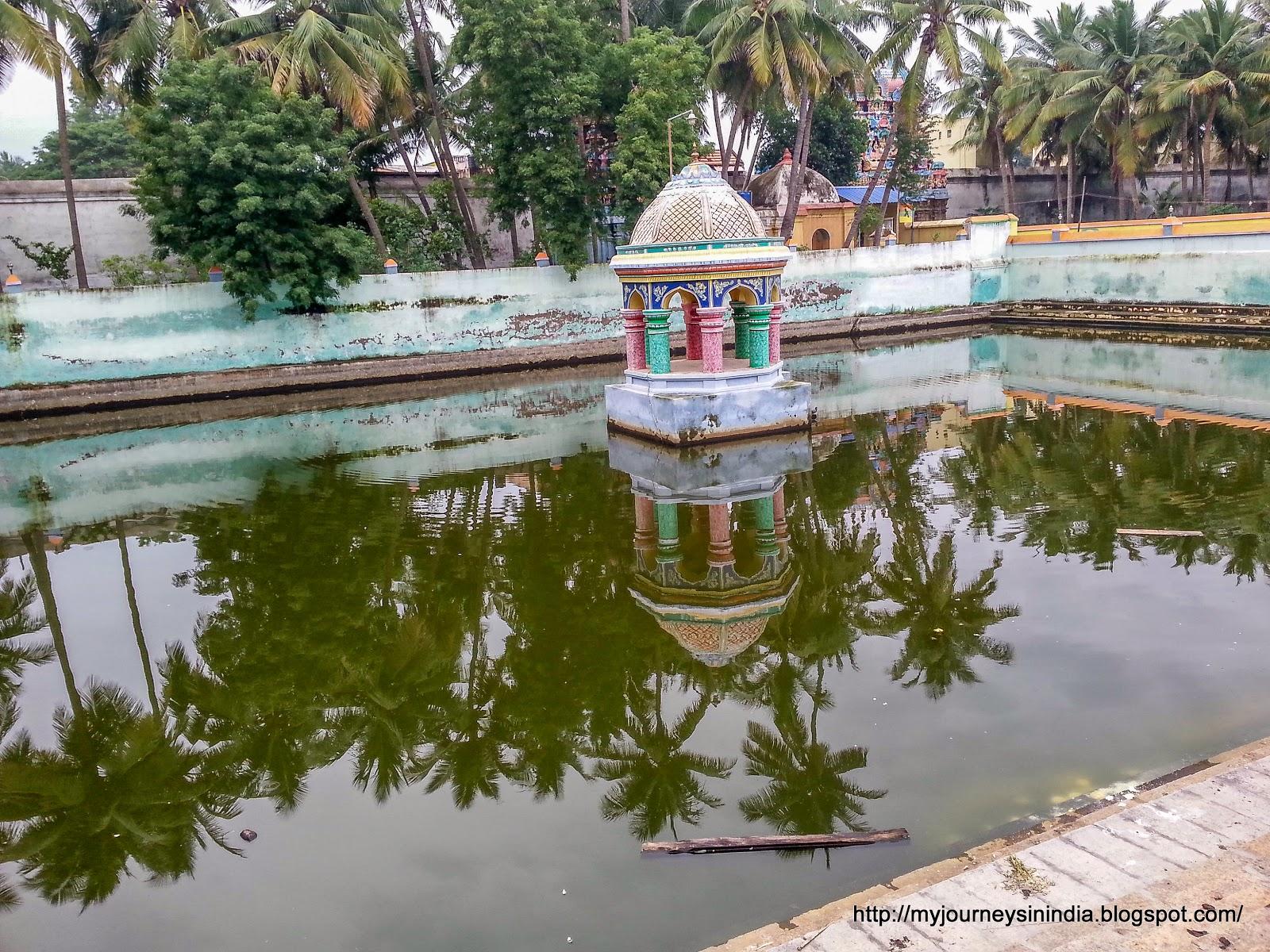 Tiruvaiyaru Aiyarappar Temple Tank