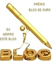 PRÊMIO BLOG DE OURO 2011.