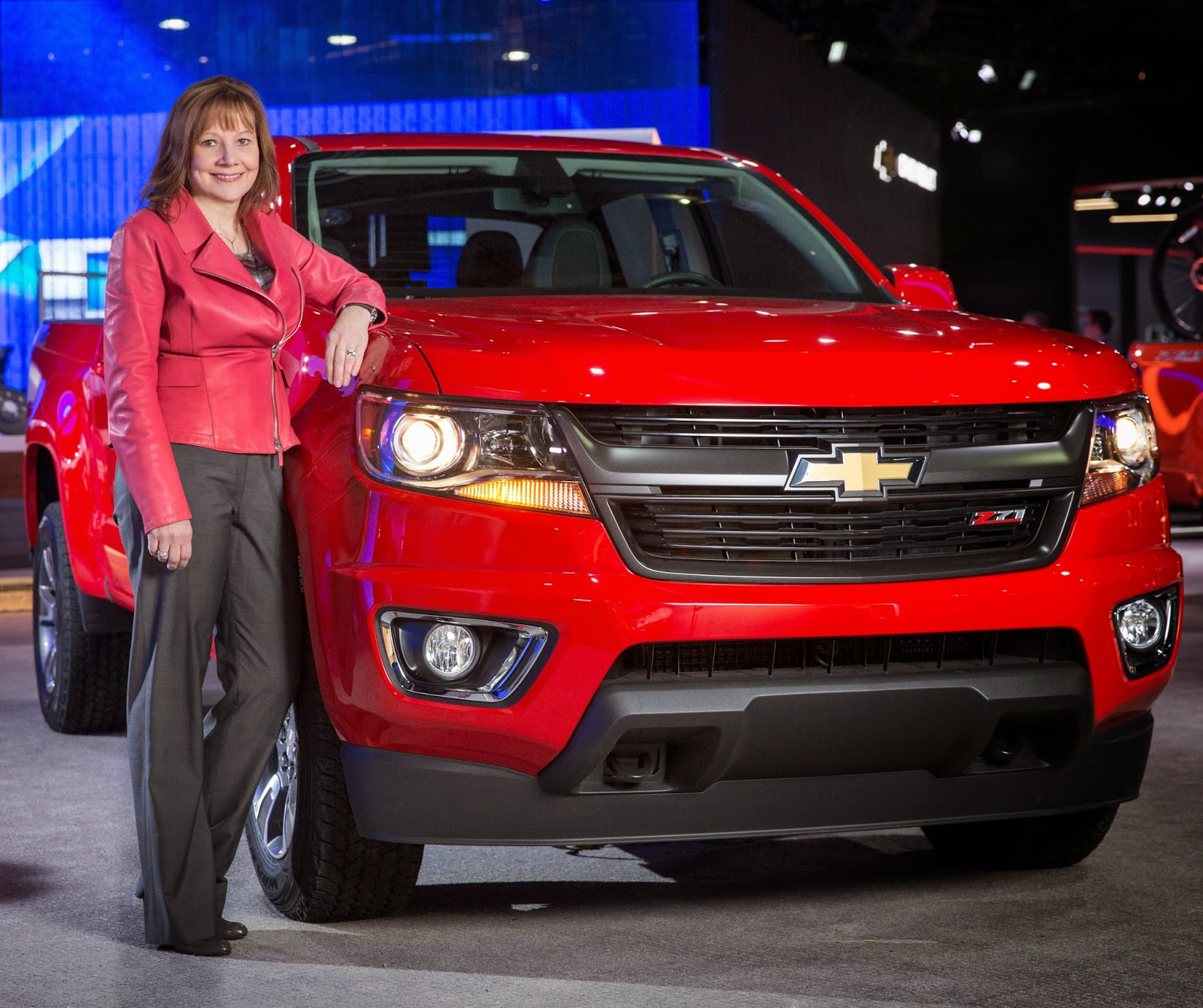 Chevrolet Colorado Named Cars.com Best Pickup Truck of 2015