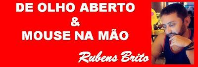 DE OLHO ABERTO E MOUSE NA MÃO