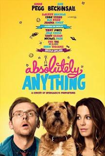 Absolutely Anything (2015) – พลังเพี้ยน เอเลี่ยนส่งข้ามโลก [พากย์ไทย]