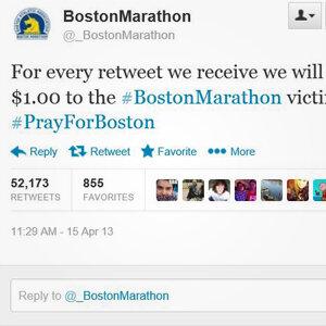 boston bomba twitter facebook