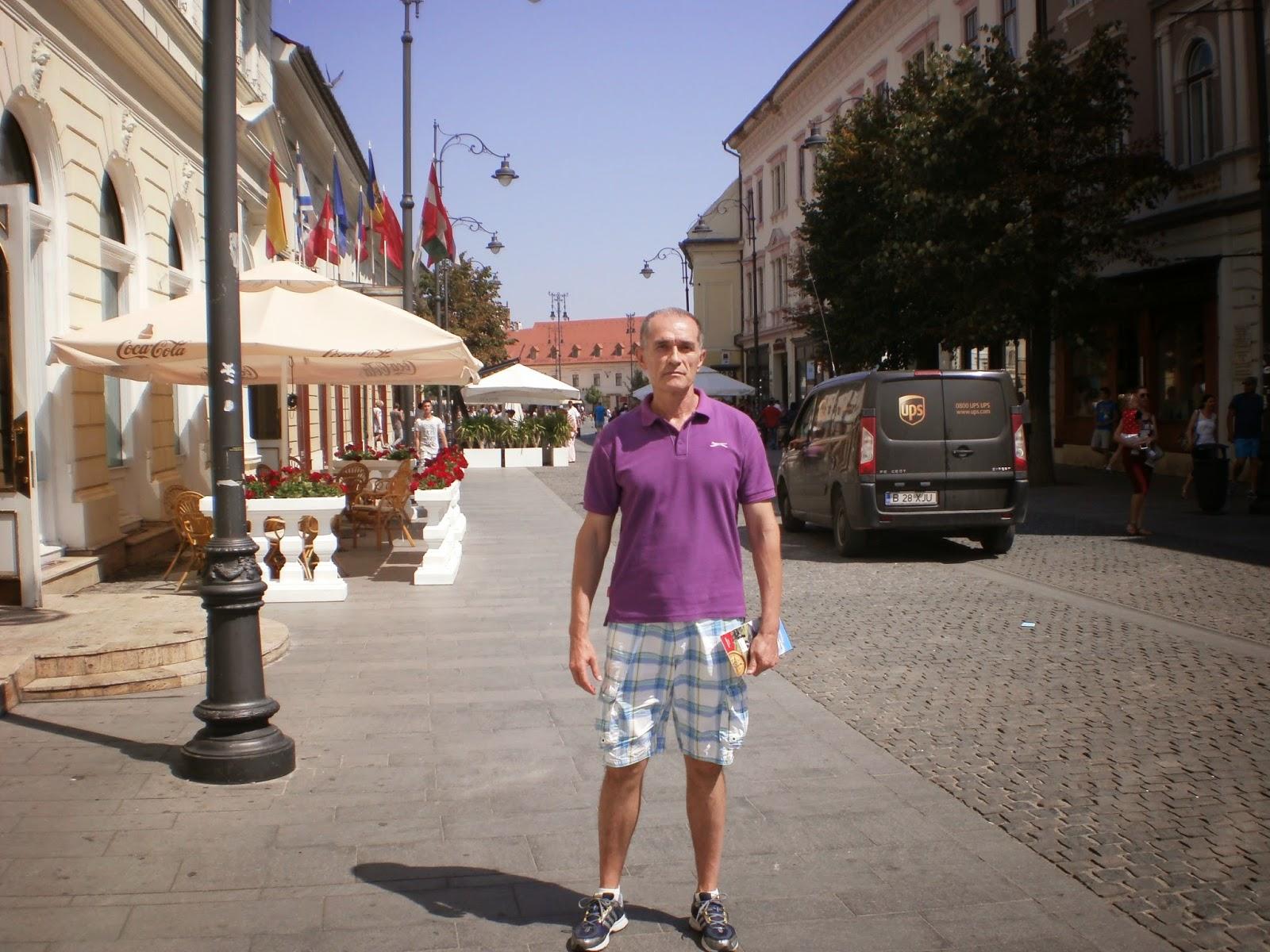 Inceputul e in Sibiu