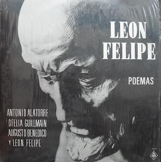 León Felipe Poesía