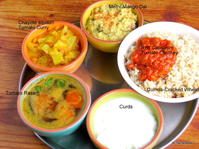 Lunch Thali