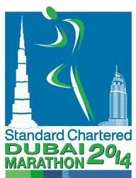 24 Jan - Standard Chartered Dubai Marathon 2014