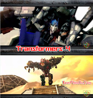 Transformers 4: Rise Of Galvatron - Transformers 4: Rise Of Galvatron (2014)