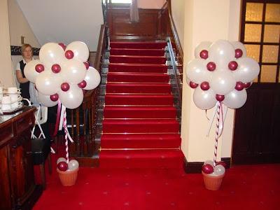 cmo hacer flores con globos decoracin con globos - Como Hacer Flores Con Globos