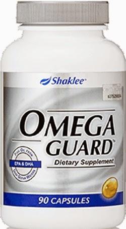 kelebihan dan kebaikan omega guard shaklee