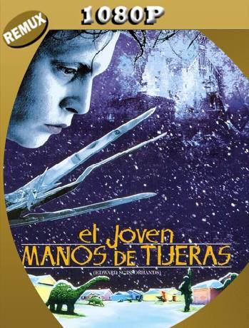 EL JOVEN MANOS DE TIJERA (1990) Remux [1080p] [Latino] [GoogleDrive] [RangerRojo]