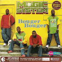 Magic System - Bouger Bouger (CDS)