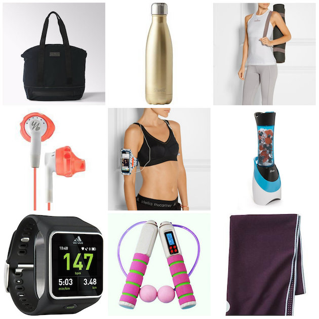 9 top fitness related gifts