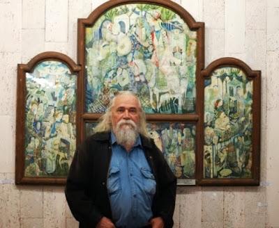 Народный художник Украины Андрей Антонюк