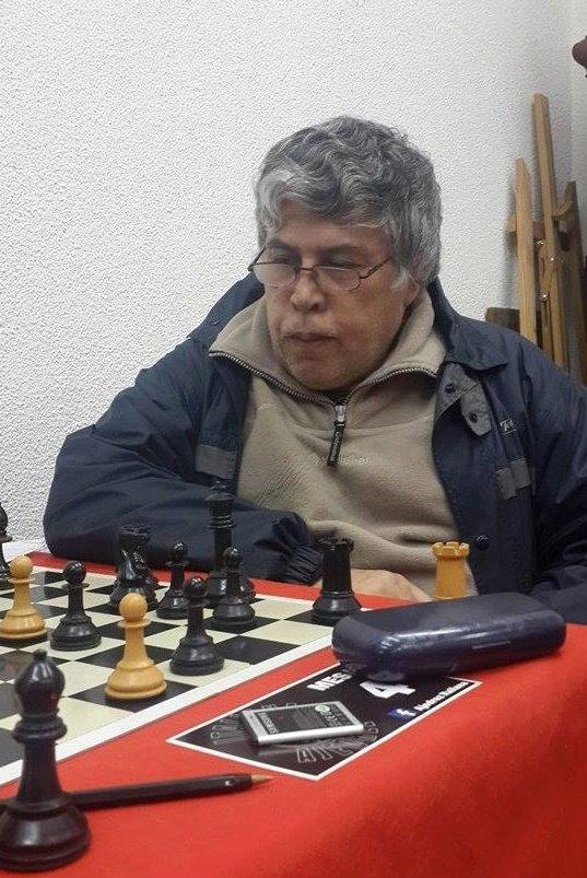 Roberto Lo Presti Campeón FASGBA 2014/15