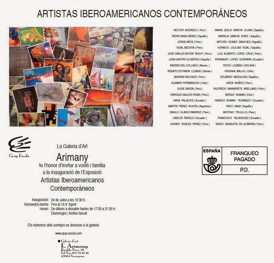 galeria arte tarragona: