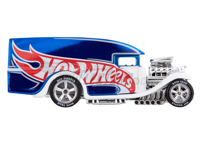 new RLC Blown Delivery from Hot Wheels