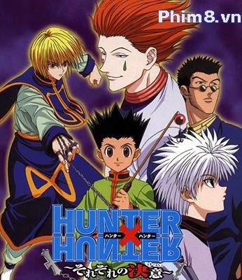 Thợ Săn Hunter X Hunter