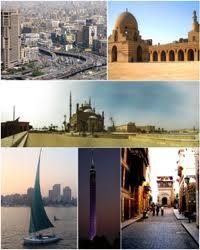 Tur di Kairo