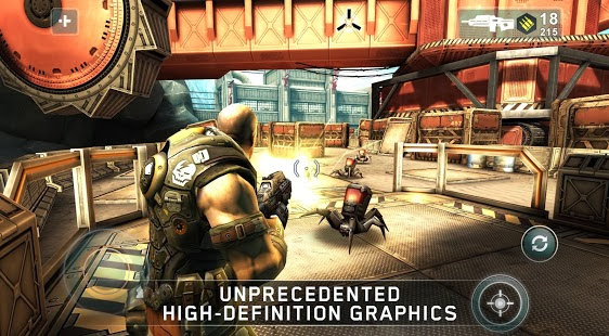 SHADOWGUN + DATA Android Game Full Version Pro Free Download