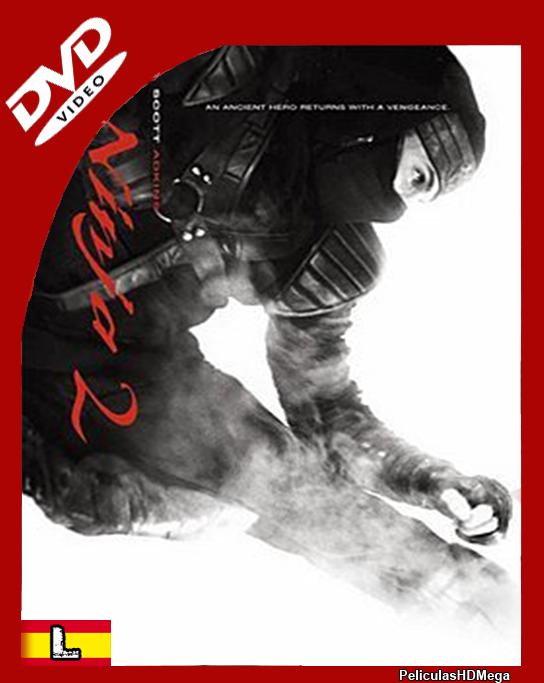 Ninja 2: Shadow of a Tear (2013) DVDRip Español Latino