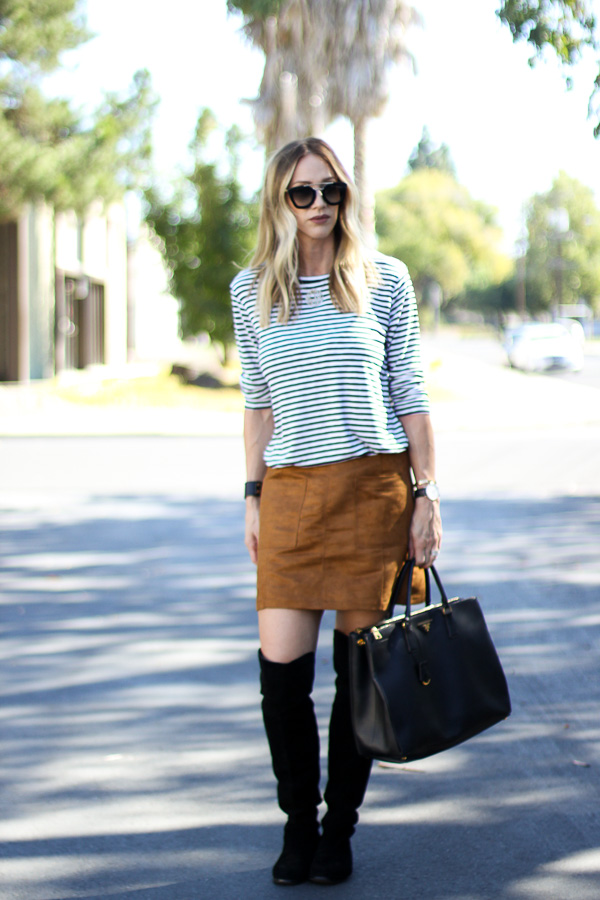 suede skirts for fall parlor girl
