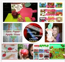 photo of: Pinterest Board on Topic of Apples via PreK+K Sharing