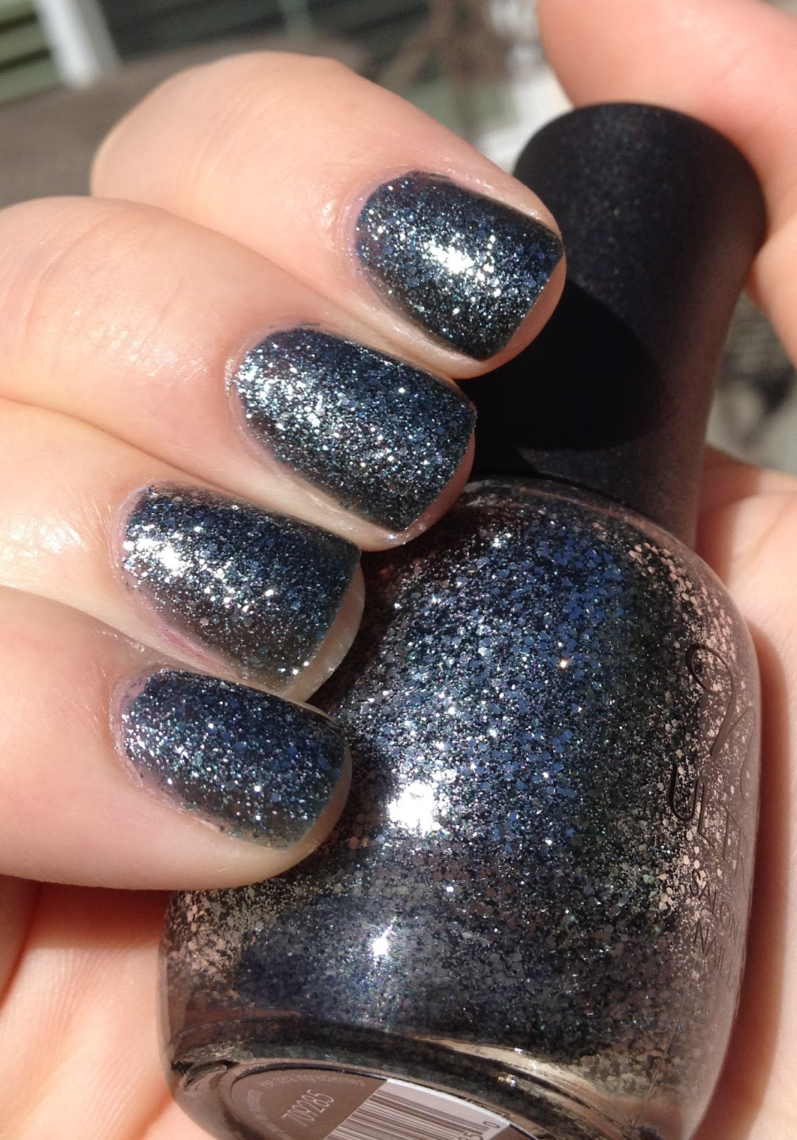 Shelby\'s Swatches: Comparison: China Glaze Tinsel Town & Nina Ultra ...