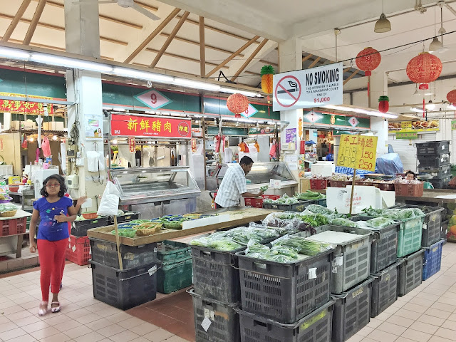 Woodlands North Plaza - Wet Market 2
