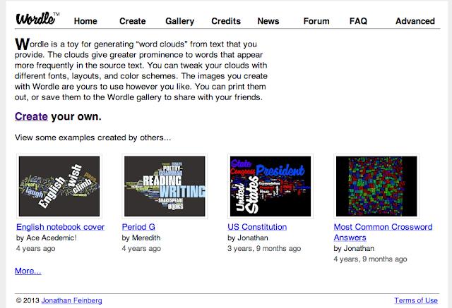 crear nubes de tags online