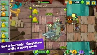 PopCap rilis update Plant vs Zombie 2