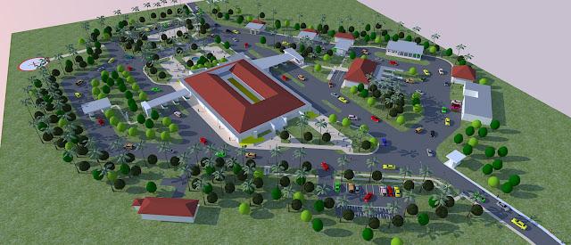 Site Plan Pemerintah