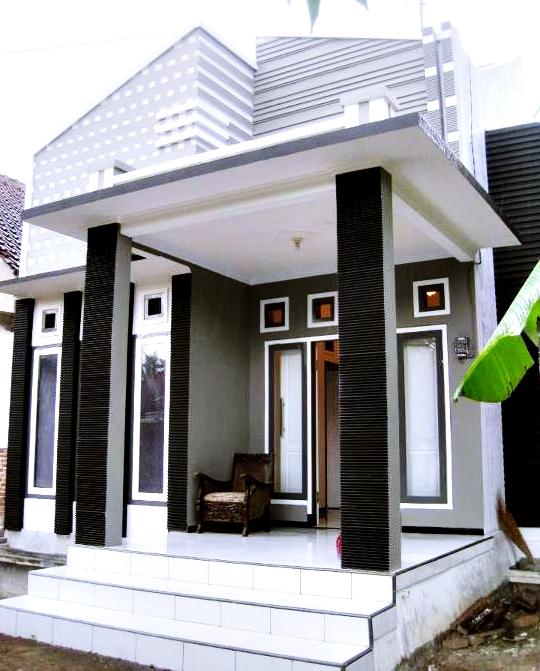 gambar desain teras minimalis