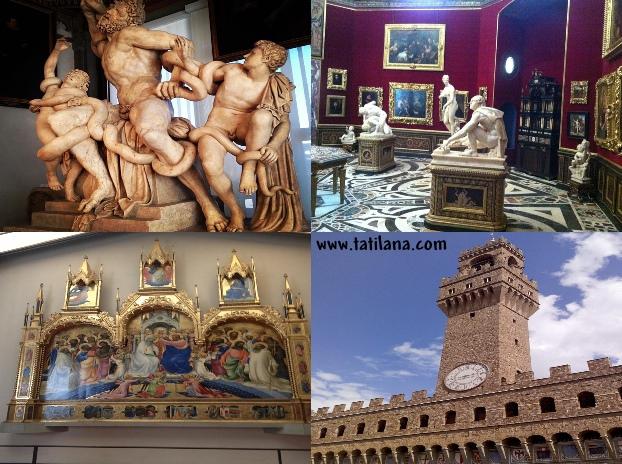 Uffizi Müzesi Floransa