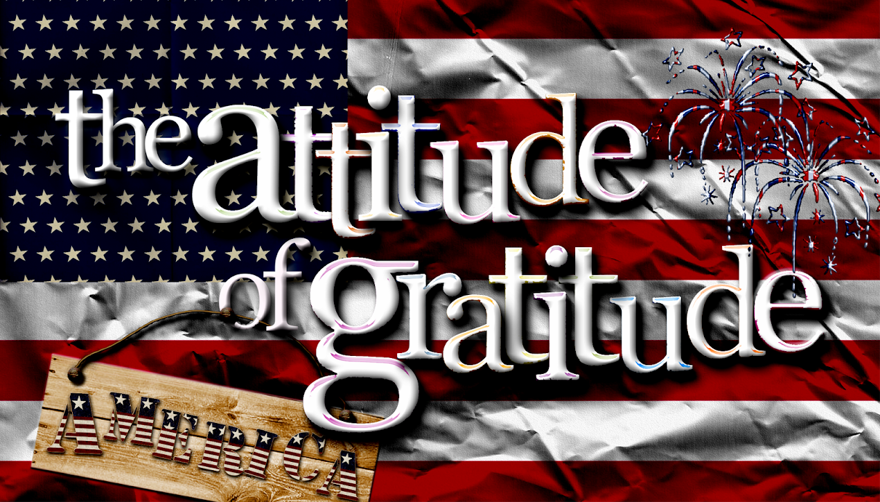 The Attitude of Gratitude