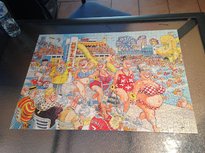Wasgij Swimwear Competition Jigsaw Puzzle