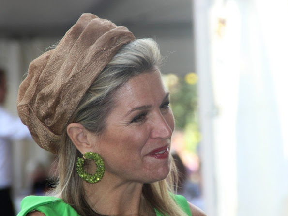 Queen Maxima Opened The New Nursing Center
