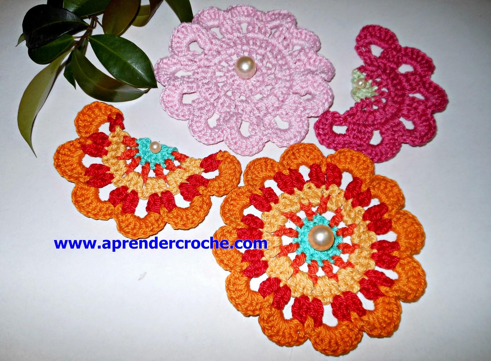 dvd flores em croche 5 volumes flores Kwan China loja curso frete gratis