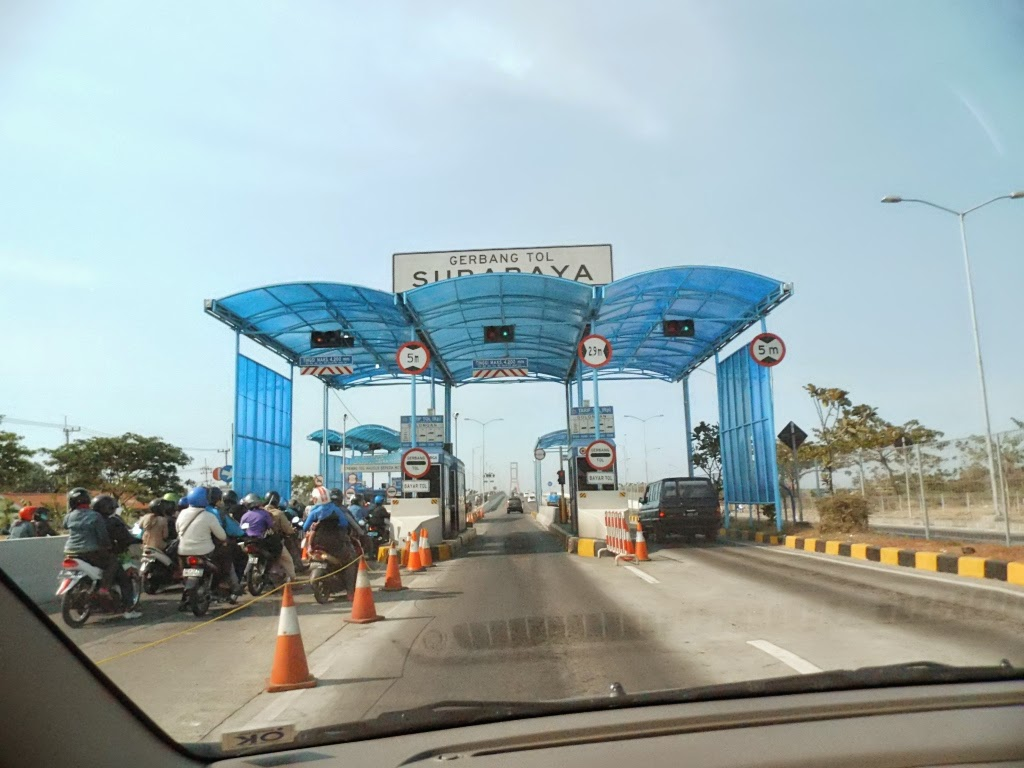 [Melintasi] Suramadu, Connector Jawa - Madura