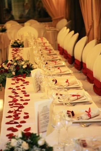 Matrimonio In Bianco : Loby wedding events matrimonio in bianco e rosso