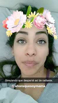 Snapchat: ahoraquesoymama