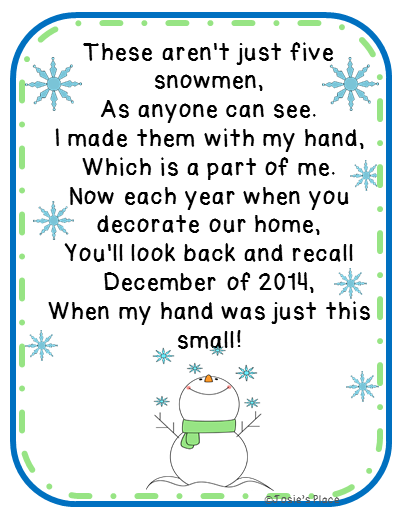 "Search Results for ""Snowman Ornament Poem 2015"" – Calendar 2015"