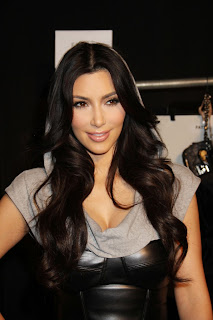 Kim Kardashian Latest Hairstyle Photos