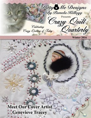 Crazy Quilt Quarterly Winter 2016