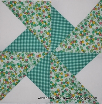Quilt Patterns Windmill Block : Moore About Nancy: Windmill quilt block