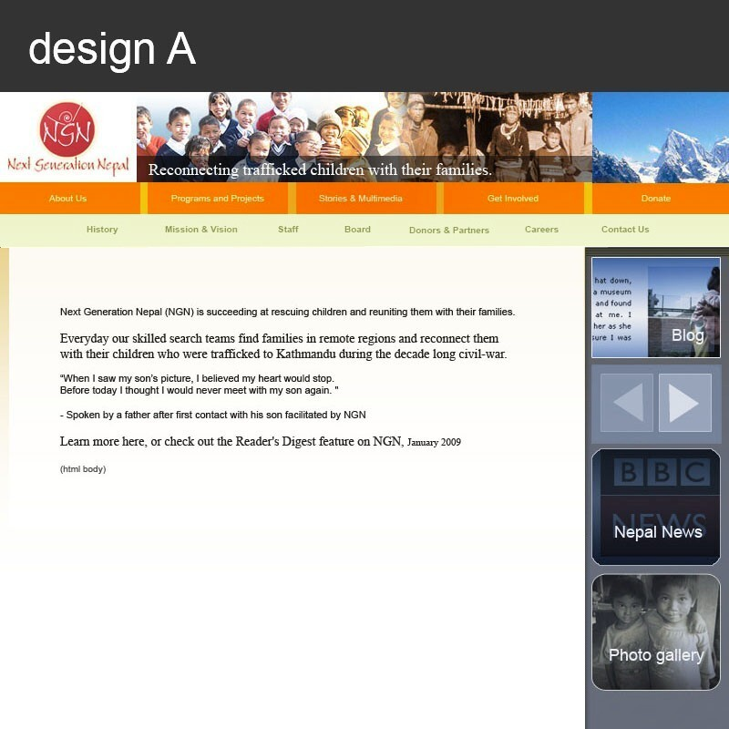 Timeline: Digital Brochure: Duane Smith: 1999-2012