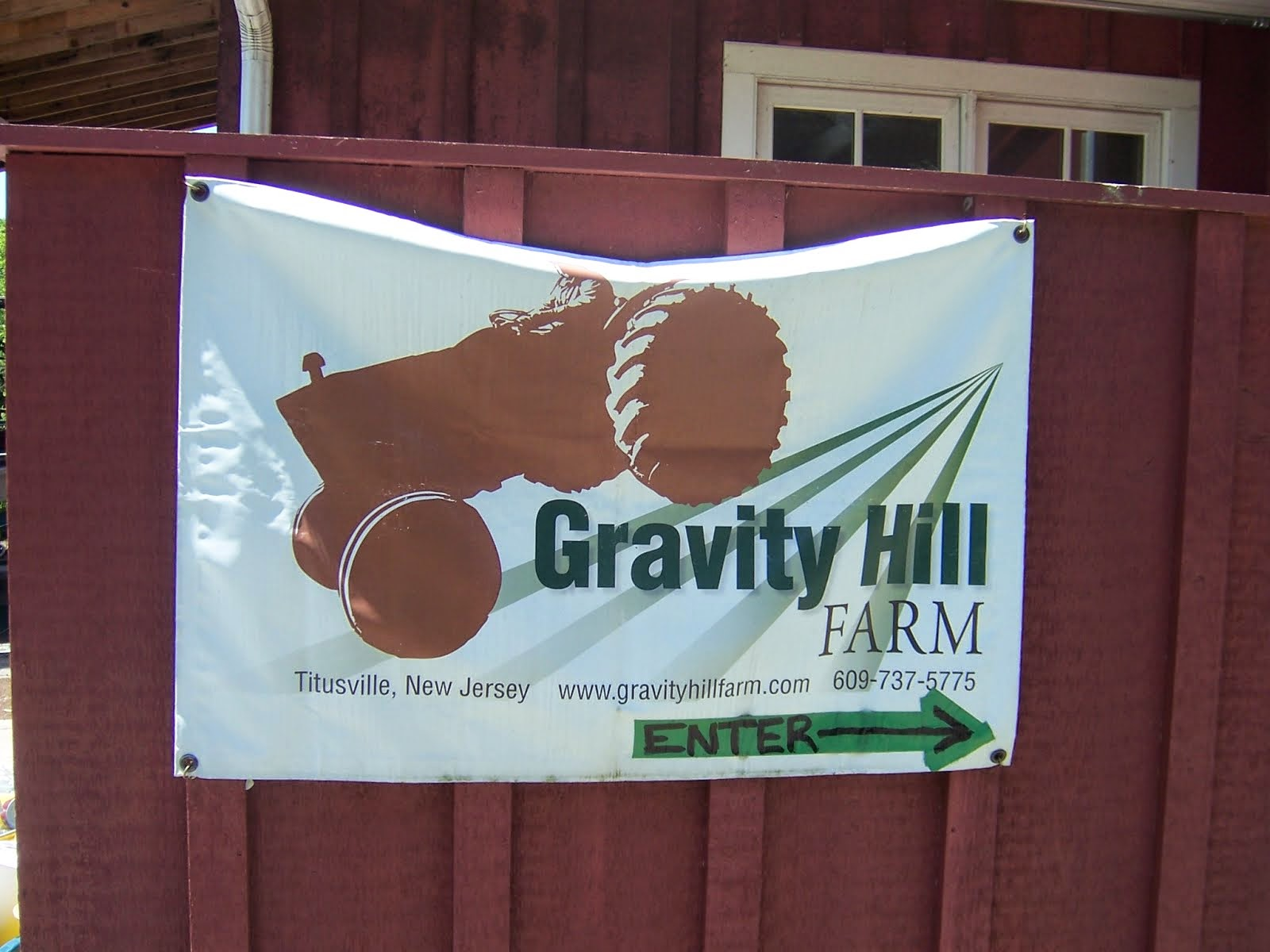Gravity Hill Organic Farm, Titusville, NJ