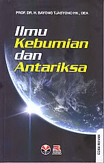 toko buku rahma: buku ILMU KEBUMIAN DAN ANTARIKSA EDISI REVISI, pengarang bayong tjasyono, penerbit rosda