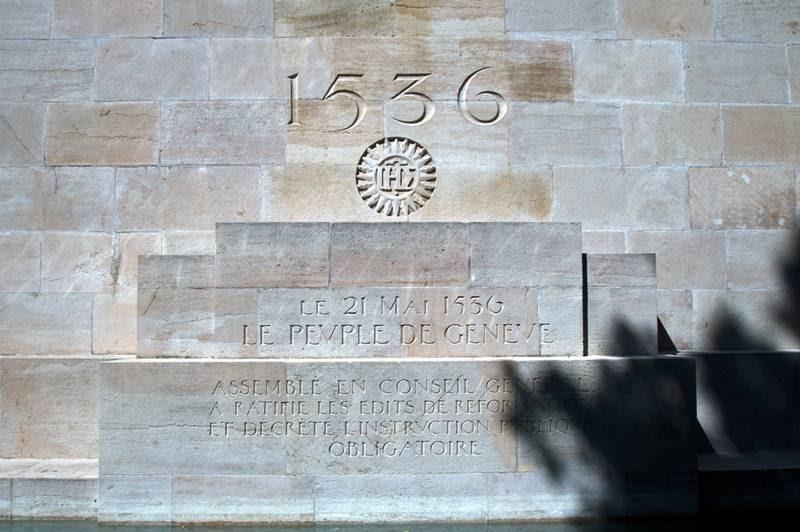 Mur de la Reformation