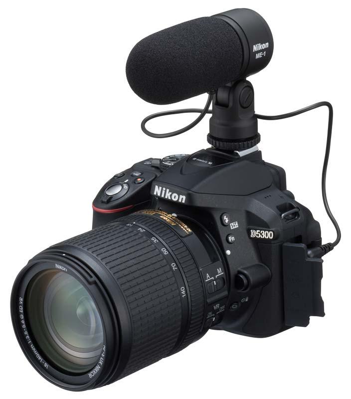 Fotoaparat Nikon D5300